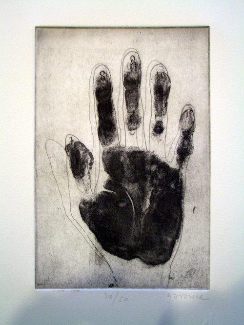 MY HAND           EDITION 1 - 50